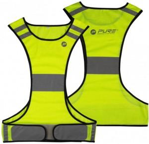 Reflexní vesta na běh Pure